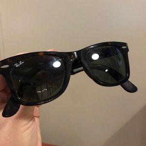 WayFayer Ray-Ban Sunglasses - Authentic!
